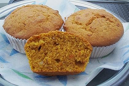 Kürbis - Muffins 20
