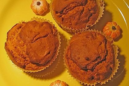 Kürbis - Muffins 28