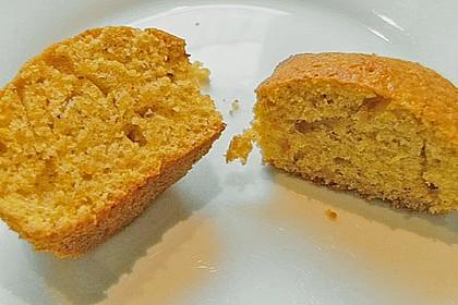 Kürbis - Muffins 11