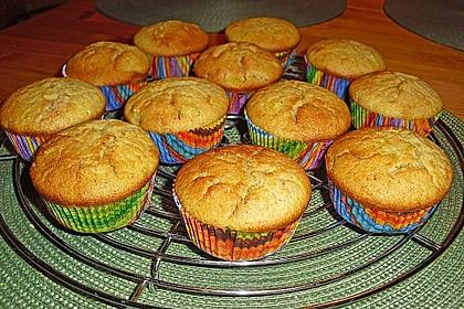 Kürbis - Muffins 21