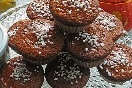 Kürbis - Muffins 31