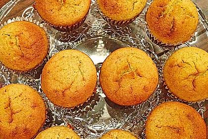 Kürbis - Muffins 17