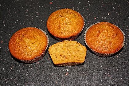 Kürbis - Muffins 15