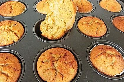 Kürbis - Muffins 8