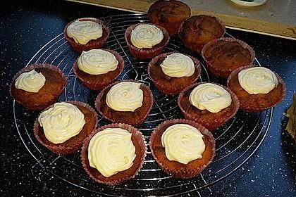 Kürbis - Muffins 24