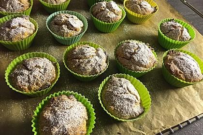 Kürbis - Muffins