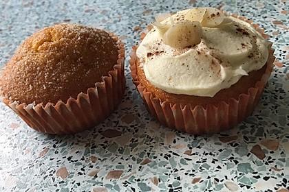 Kürbis - Muffins 22