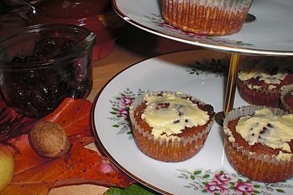 Kürbis - Muffins 25
