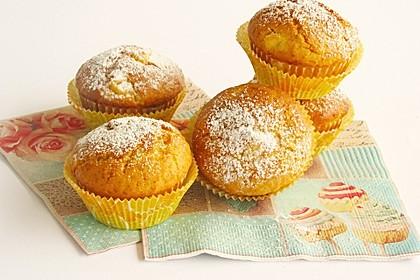 Kürbis - Muffins 1