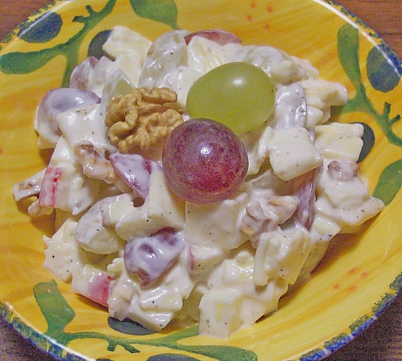 Käse Salat Von Nimuee Chefkoch