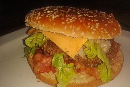 Burger à la Big Tasty Bacon 7