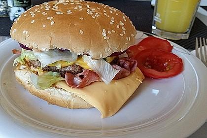 Burger à la Big Tasty Bacon 2