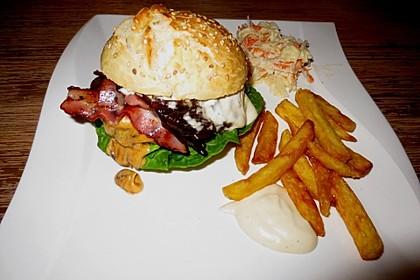 Burger à la Big Tasty Bacon 1