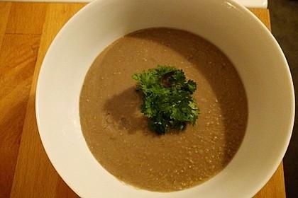 Kichererbsen-Suppe 5