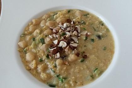 Kichererbsen-Suppe 4