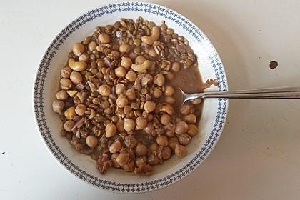 Kichererbsen-Suppe 3