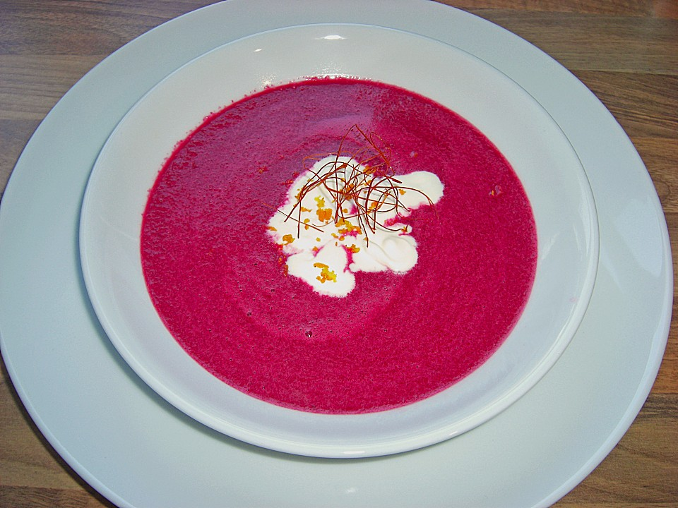 chefkoch rote beete suppe
