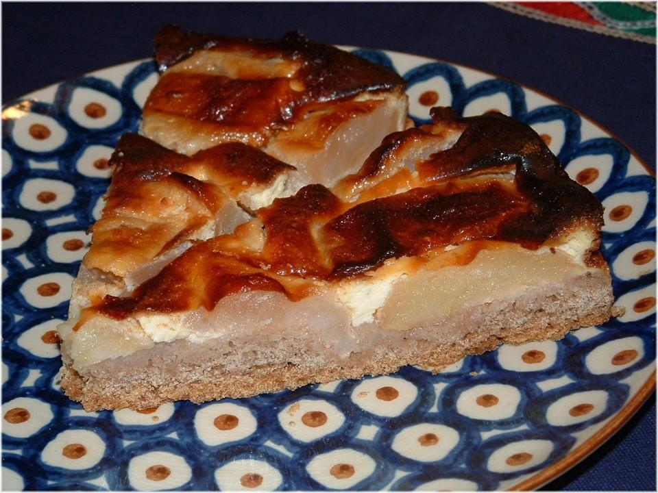 Apfel Schmand Kuchen Von Koelkast Chefkoch De