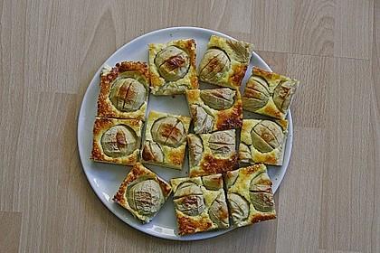 Apfel-Schmand-Kuchen (Bild)