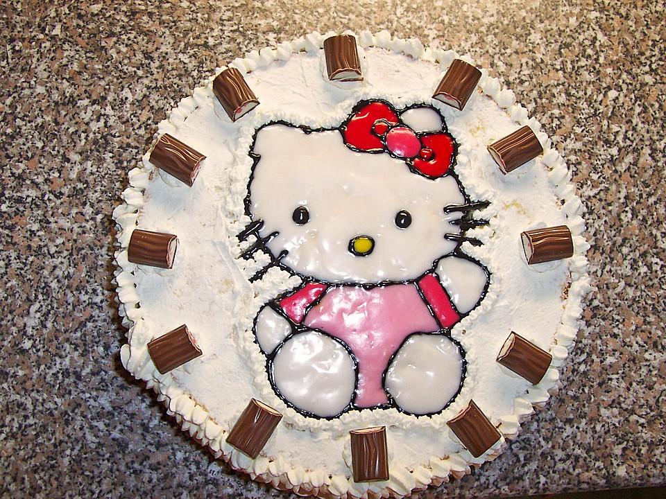 Joghurettentorte Im Hello Kitty Style Von Big Daniel Chefkoch De