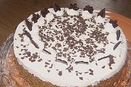 Glutenfreie Nuss-Kirsch Torte ohne Mehl 1
