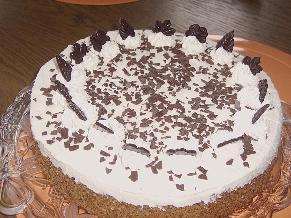Glutenfreie Nuss Kirsch Torte Ohne Mehl Von Yannik Chefkoch De