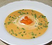 Karotten-Curry-Suppe (Bild)
