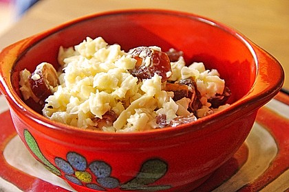 Arabischer Pastinaken-Dattel Salat 2