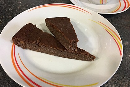 Saftige Schokoladenbrownies mit Süßkartoffeln 1