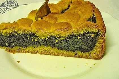 Pudding-Mohn-Kuchen 3
