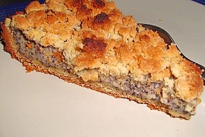 Pudding-Mohn-Kuchen 4
