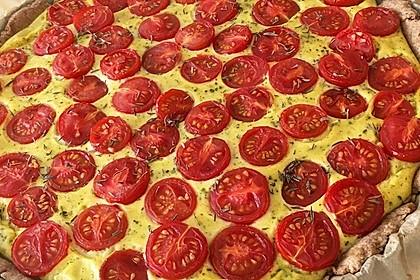 Vegane Tomaten-Quiche 28