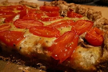 Vegane Tomaten-Quiche 50