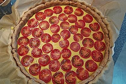 Vegane Tomaten-Quiche 16