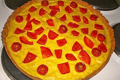 Vegane Tomaten-Quiche 61