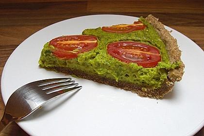 Vegane Tomaten-Quiche 13