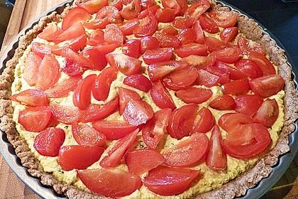 Vegane Tomaten-Quiche 65