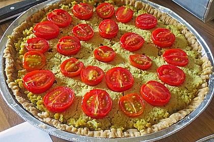 Vegane Tomaten-Quiche 58