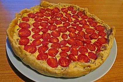 Vegane Tomaten-Quiche 63