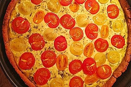 Vegane Tomaten-Quiche 24