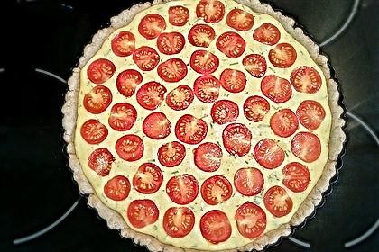 Vegane Tomaten-Quiche 19