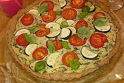 Vegane Tomaten-Quiche 20