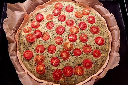 Vegane Tomaten-Quiche 26