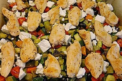 """Mediterraner Gemüseauflauf """"verdure al forno"""" 2"""