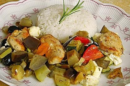 """Mediterraner Gemüseauflauf """"verdure al forno"""""""