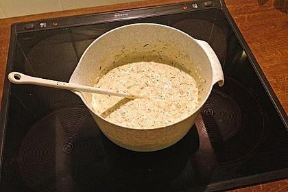 Zucchini-Schinken-Pfannkuchen für kleine Feinschmecker 3
