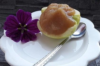 Apfelmus aus der Mikrowelle (Bild)