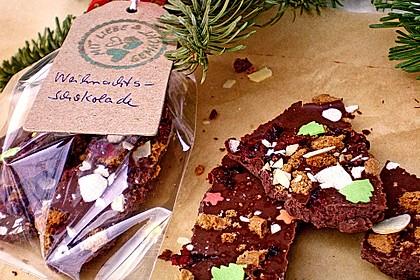 Weihnachtsschokolade-selbst gemacht 2