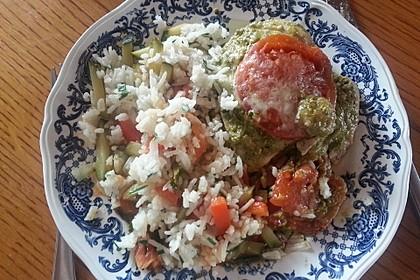 Pesto-Hähnchenbrust aus dem Backofen 4