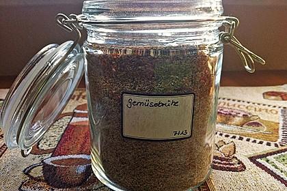 Gemüsebrühpulver - wie ich es mache 13